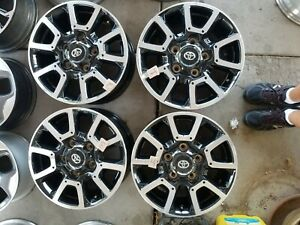 2014 2020 Toyota Tundra sequioa Trd Factory Oem 18in Wheels Free Shipping