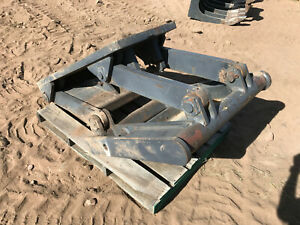 Rylind Cat 14g Motor Grader Mg2 Snow Plow Parallel Lift Quick Hitch System
