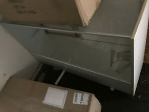 Glass Store Retail Display Case Fixture Furniture Used Decent Condition