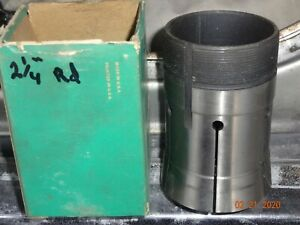 Hardinge 22j Collets square round And Hex 1 To 2 1 4 new In Box 12 Available