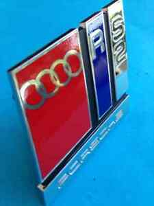 Logo Audi Rs2 S2 80 90 Porsche Grille Only Copy 8a0853735b Make Offers