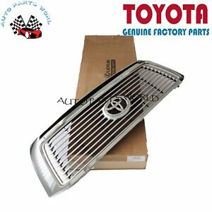 New Genuine Oem Toyota 2012 2013 Tundra Front Radiator Grille Assy 53100 0c270