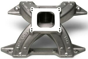 Edelbrock Victor Intake Manifold 2954 Chrysler Big Block Rb 426 440 W Stock Head