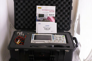 Rigol Ds1054z Digital Oscilloscope Upgraded W Pelican Case Lots Of Extras