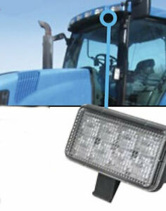 New Holland Tractor Upper Cab Led Light T6000 T7000 Tg Ts a Series
