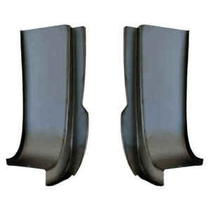 Lower Door Post Panel For 62 88 Jeep Willys Pair