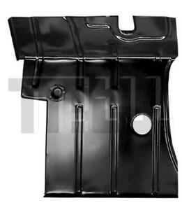 Front Floor Pan With Lower Firewall For 55 59 Chevy Gmc Ck 2nd Series Left