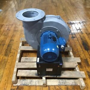 Chicago Blower Assembly 5hp 3 Phase