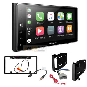 Apple Car Play Radio Stereo Dash Install Kit For Dodge chrysler jeep ram