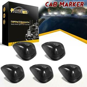 5xsmoke 264143bk Top Clearance Cab Marker 16 White Led Lights For Ford 1999 2016