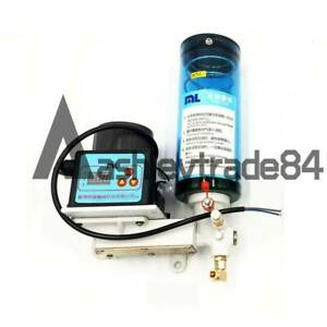 0 8l 220v Electric Grease Lubrication Oil Pump Automatic Punch Butter Pump Cnc