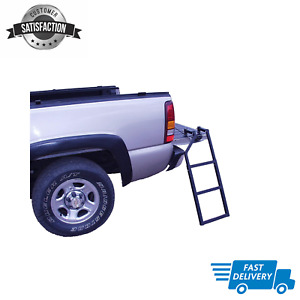 New Truck 5 100 Tailgate Ladder Bed Tail Gate Ladder Easy Setup Universal Fit