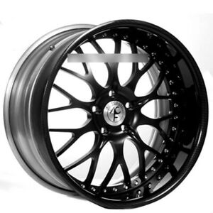 4 19 Staggered Ac Forged Wheels Rims 313 Carbon Fiber 3 Pcs B30