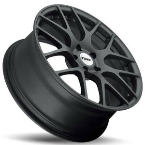 4 19 Tsw Wheels Nurburgring Matte Gunmetal Rotary Forged B5