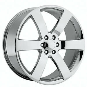 4 22 Chevy Trailblazer Ss Wheels Fr 32 Chrome Oem Replica Rims B4