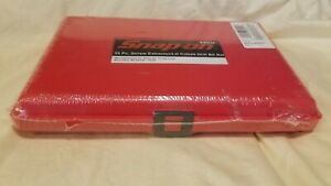 Brand New Snap On 35pc Master Extractor Set Exd35