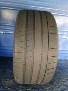 1 Michelin Pilot Super Sport 275 35 Zr19 Bmw With 5 5 32nd Tread Left 100 Y