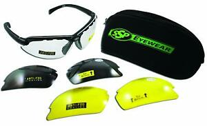 Ssp Eyewear Top Focal Tactical Safety Glasses 2 00 Assorted Kits Anti fog Lenses