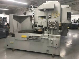 Blanchard 20d36 Vertical Spindle Rotary Surface Grinder