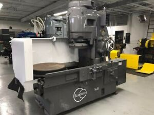 Blanchard 18 30 Vertical Spindle Rotary Surface Grinder