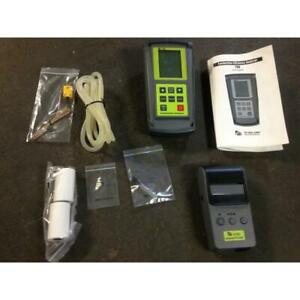 Tpi S1 tp 709a740c1 Combustion Efficiency Analyzer 197628