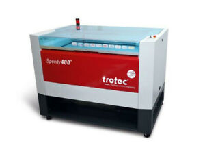 Trotec Speedy 400 80w Co2 Laser Engraver Huge Bed 40 X 24
