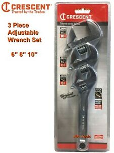 Craftsman 5 Pc Extra Large Polished Metric Wrench Set 19mm 24mm