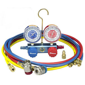 Robinair 41234 R 1234yf Manifold And Hose Set