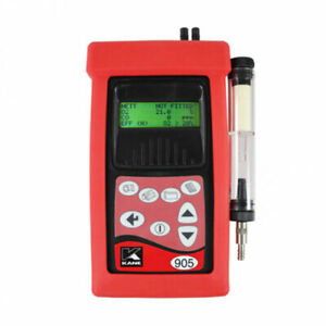 Uei K905conox Commerical Gas Analyzer With Co And Nox