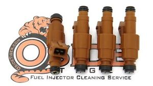 Dodge Ram 50 Modern Bosch Direct Replacement 2 4l Fuel Injectors 1990 1993 Model