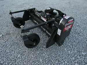 Bradco Harley M4m 48 Landscape Power Rake Attachment Dingo Mini Skid Steer