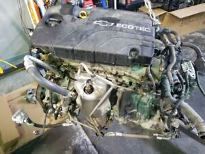 2016 2018 Chevy Spark Ls 1 4l Vin A Lv7 At Complete Engine Assembly