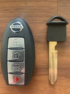 Oem Replacement Keyless Entry Remote Key Fob Nissan Infiniti New