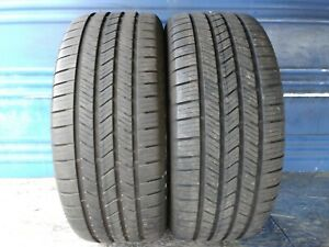 2 Goodyear Eagle Ls2 Rft 245 45 18 Bmw With 7 8 32nd Tread Left 100 V