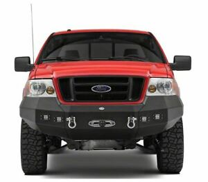 2004 2008 Ford F150 Ko Off Road Front Bumper Heavy Duty Replacement Winch Ready