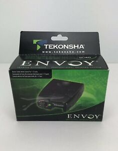Tekonsha Envoy 9040 Electric Trailer Brake Control For 1 2 Axles Used With Box