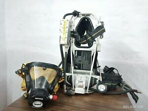 Scott Safety 2 2 Self Canted Breathing Apparatus P n 804415 01 12 28 2010
