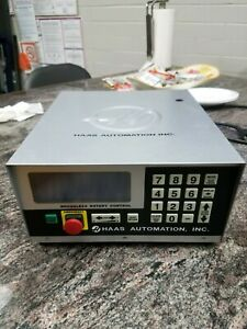 Haas Brushless 4th Axis Rotary Servo Controller Box