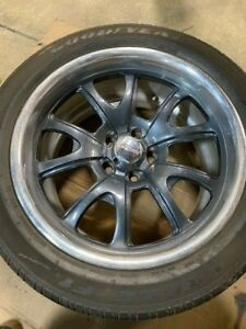 18 Wheel With Goodyear Tire 275 40 R18
