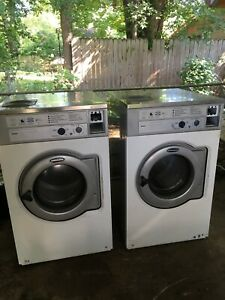 Wascomat Washer 630 Reconditioned 3 Phase Good For Laundromat Or Opl used