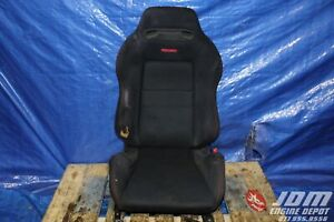Jdm 94 01 Honda Dc2 Integra Type R Itr Oem Black Recaro Single Seat 1 Jdm B18c