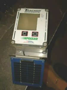 Praxair Tracker Wireless Telemetry Unit Dpw414 017117 142600 W Solar Panel o6
