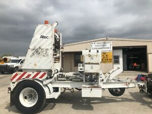 Altec Ad108 Self propelled Underground Cable Puller Deutz Diesel Reel Trailer