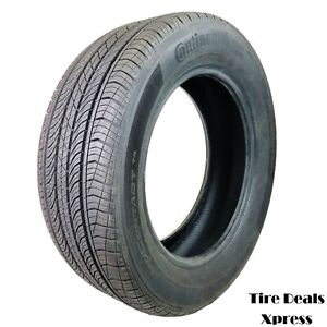 1 One 215 55r16 Continental Pro Contact Xl New Factory Takeoffs 2155516 Tire
