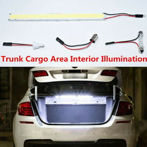 Super Bright Hid White 18 Smd Led Trunk Light Car Trunk Cargo Area Illumination
