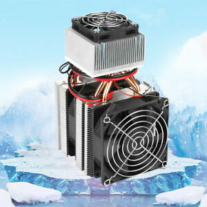 Thermoelectric Refrigeration Cooling System Semiconductor Cooler Module