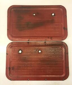 Ford Truck Door Panel Pair Oem 1967 F100 F250 F350 Sport Custom Ranger Pickup