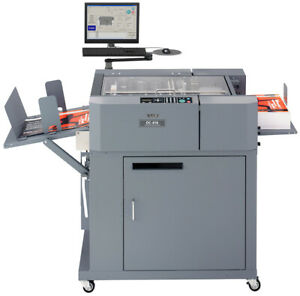 Low Page Count Pro Model Duplo Dc 616 Ap Pro Dc 616 Slitter Cutter Creaser