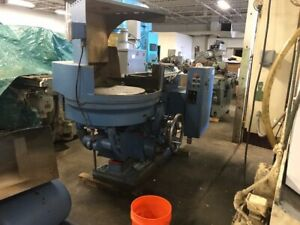 Arter B 24 Horizontal Spindle Rotary Surface Grinder