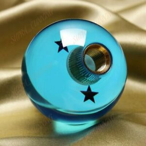 Universal Shift Knob For Scion Subaru Wrx Impreza Sti 2 Star Blue Dragon Ball Z